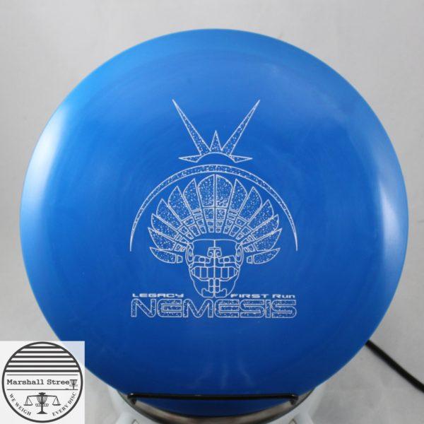 Icon Nemesis, 1st Run