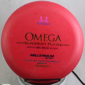 Omega Supersoft Big Bead