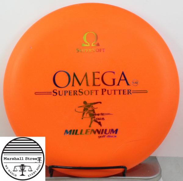 Omega Supersoft, Steve Brinster
