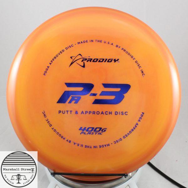 Prodigy PA3, 400g