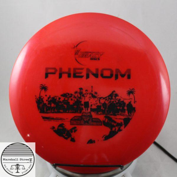 Icon Phenom, 1st Run
