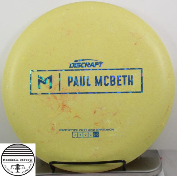 Proto Putter, McBeth 4x