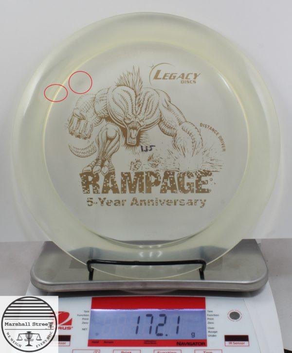 5 Year Rampage, Goobered