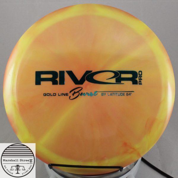 Gold Line Burst River Pro