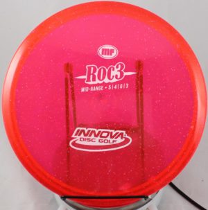 Champion Metal Flake Roc3