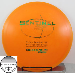 Sirius Sentinel MF, 1st Run