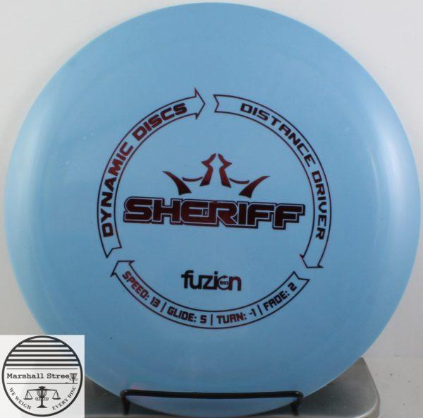 BioFuzion Sheriff