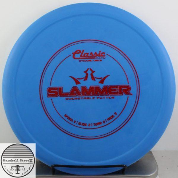Classic Slammer, Blend