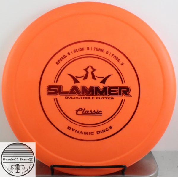 Classic Hard Slammer