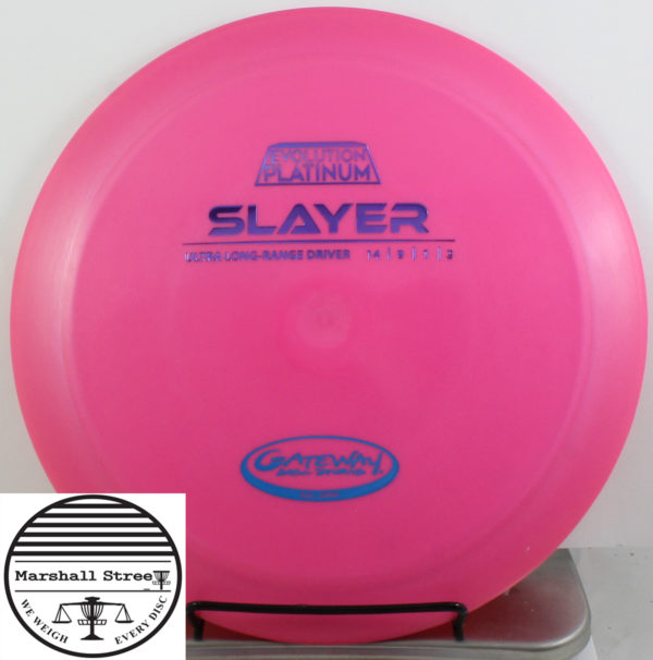 Platinum Slayer