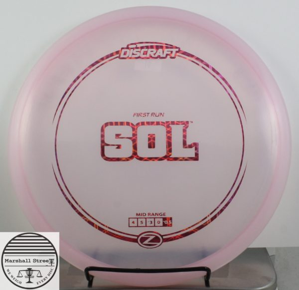 Z Sol, 1st Run