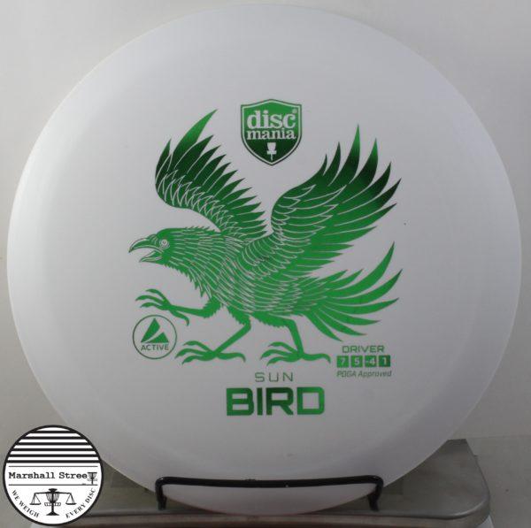 Active Sun Bird