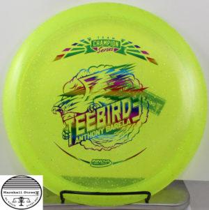 Champion MF Teebird3, Barela