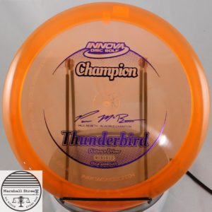 Champion Thunderbird, 4x