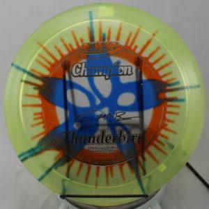 Tie-Dye Champion Thunderbird