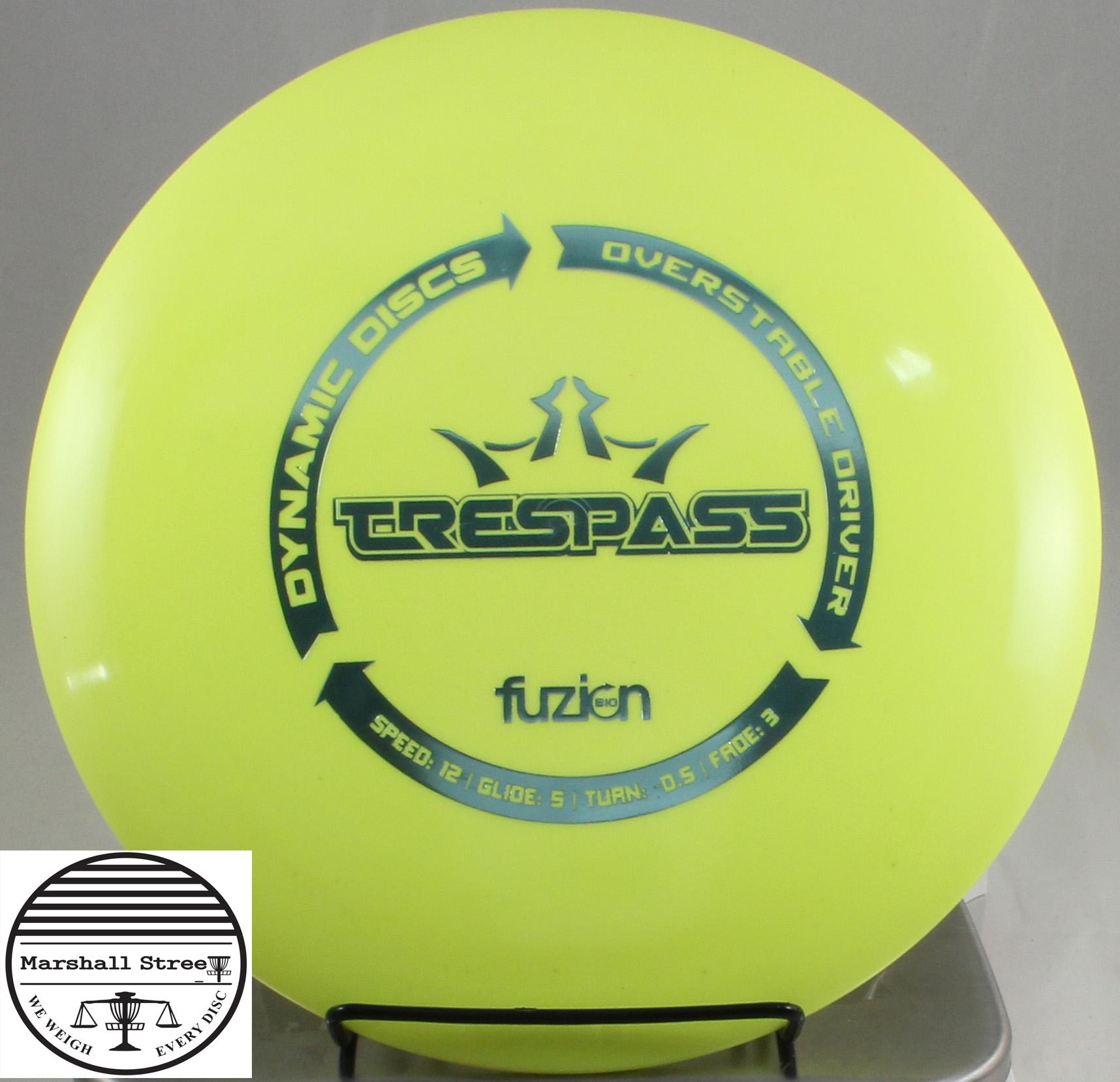 BioFuzion Trespass