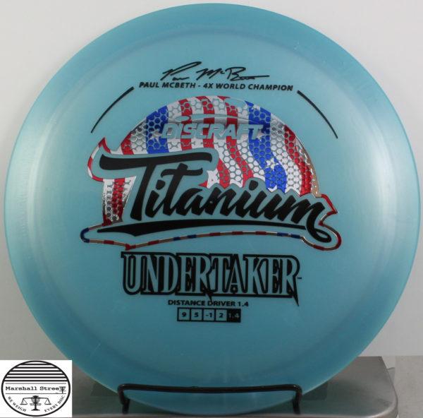 Titanium Undertaker, McBeth 4x