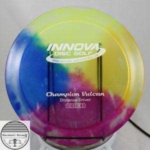 Tie-Dye Champion Vulcan