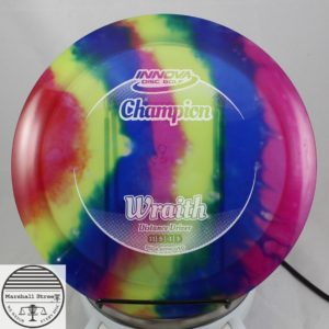 Tie-Dye Champion Wraith