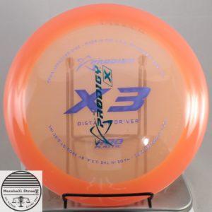 X-Out Prodigy X3, 400