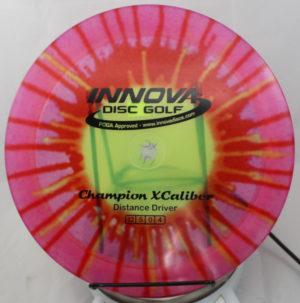 Tie-Dye Champion Xcaliber