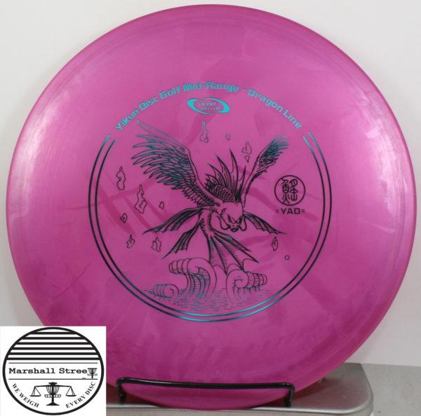 Dragon Line Yao