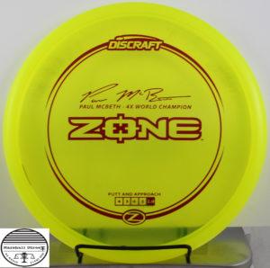 Z Zone, McBeth 4x