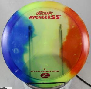 Tie-Dye Z Avenger SS