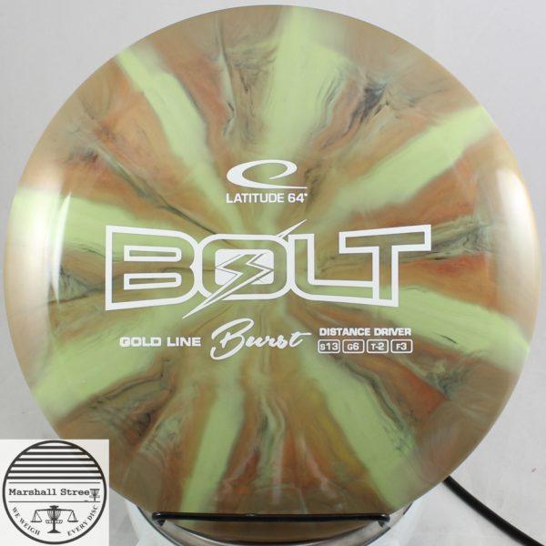 Gold Line Burst Bolt