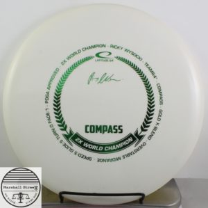 Gold-X Compass, Ricky Stamp