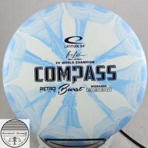 Retro Burst Compass, Ricky W