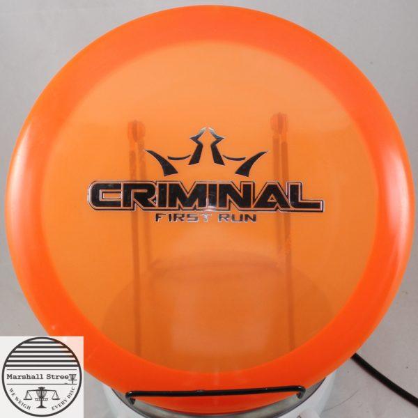 Lucid Criminal, 1st Run