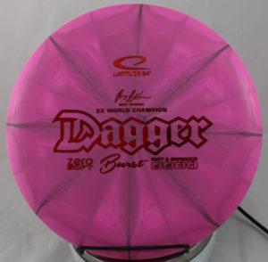 Zero Dagger, Soft Burst Wysocki