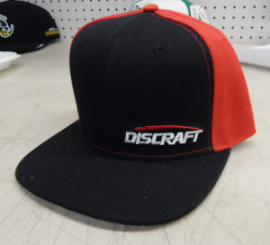 Discraft Logo Snapback Hat