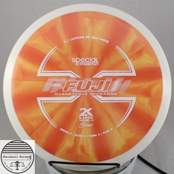 2K Gold-X Fuji, Burst S.E.