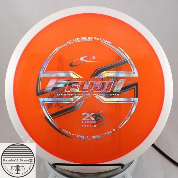 X-Out 2K Opto-G Fuji
