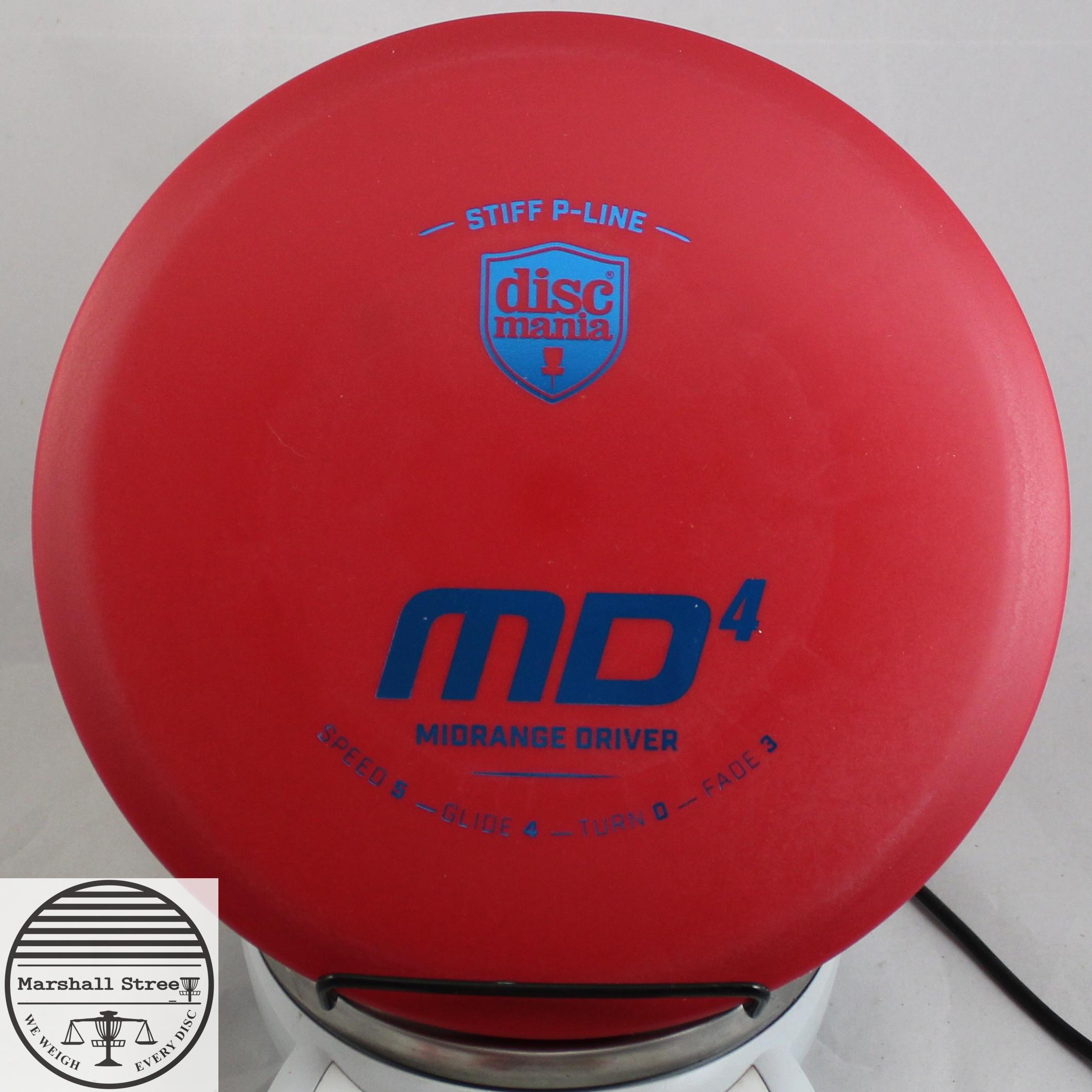 P-Line MD4, Stiff