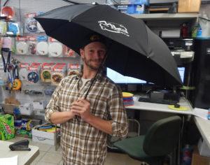 MVP Compact Umbrella