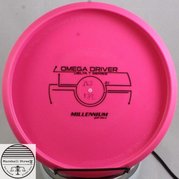 Delta-T Omega Driver, Bottom