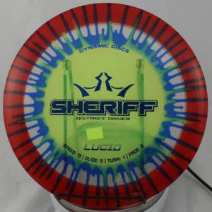Tie-Dye Lucid Sheriff