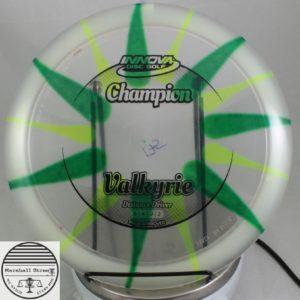 Tie-Dye Champion Valkyrie