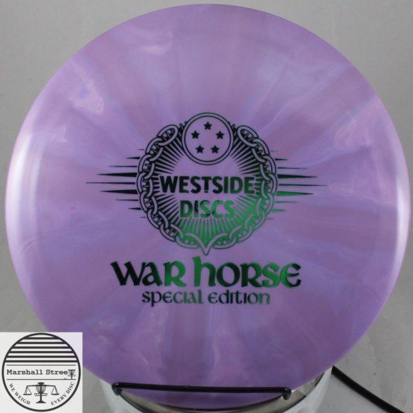 Tournament-X Burst War Horse