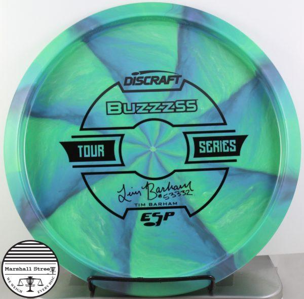 ESP Buzzz SS, Tim Barham