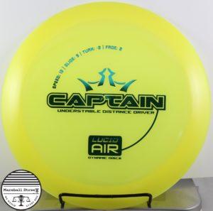Lucid Air Captain