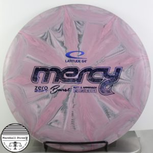 Zero Soft Burst Mercy