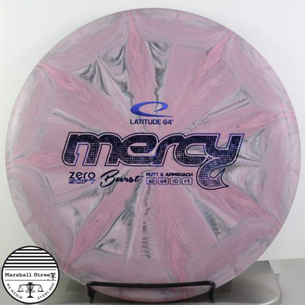 Zero Soft Burst Mercy