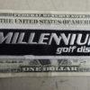 Millennium Patch - Black