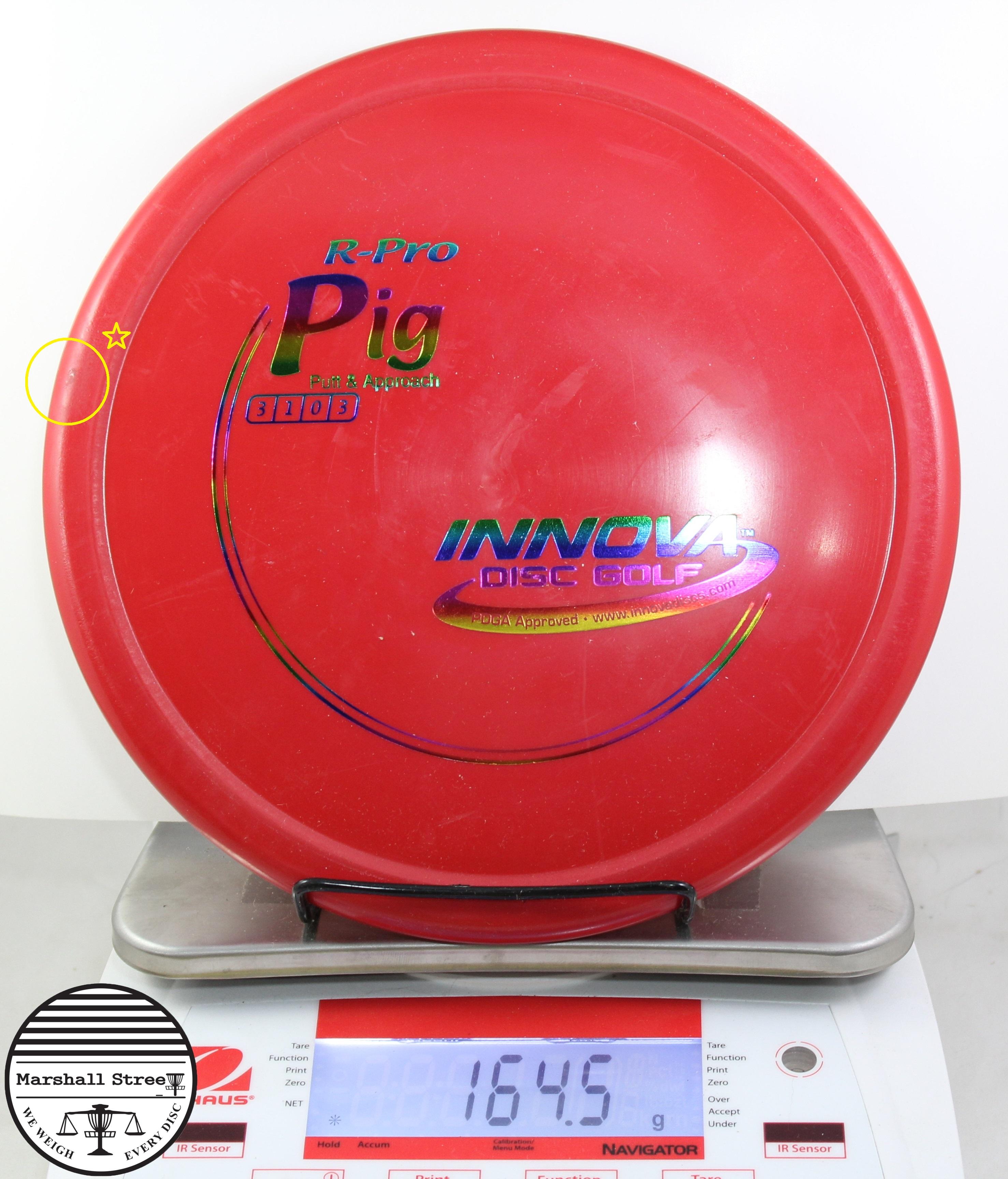 R-Pro Pig, Goobered
