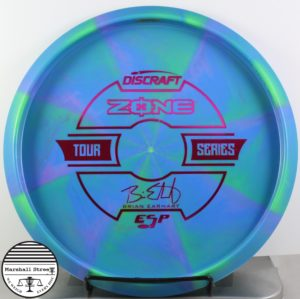 ESP Zone, Brian Earhart
