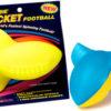 Aerobie Rocket Football - Green/Yellow